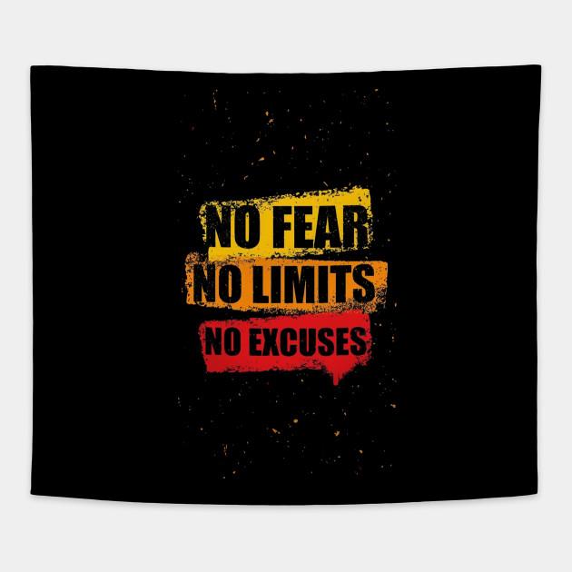 no fear no limits