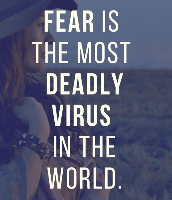 DI Fear is